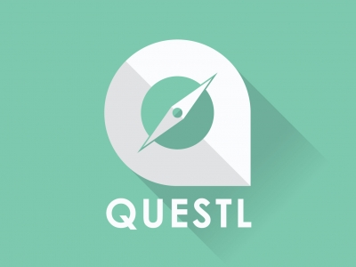 Questl - logodesign van productlogo - mobiele applicatie