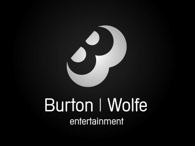 Logoontwerp - Burton-wolfe - entertainmentcompany